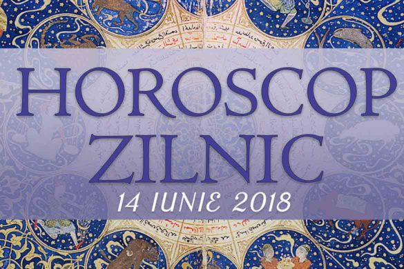 14 iunie 1 585x390 - Horoscop zilnic 14 Iunie 2018 pentru toate zodiile. Dorință de libertate