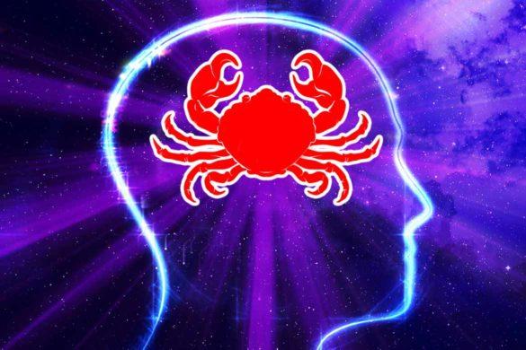 crab intuitie rac sensibil zodie 585x390 - Stiai că racii sunt intuitivi? Nativii care au al saselea simt