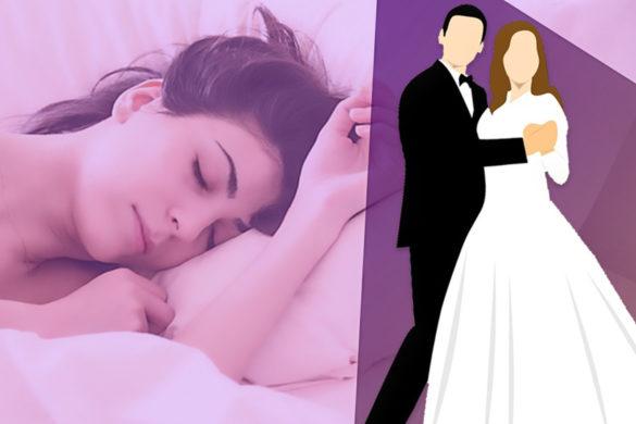 interpretarea viselor nunta 585x390 - Interpretarea viselor – Ce înseamnă dacă-ți visezi nunta?