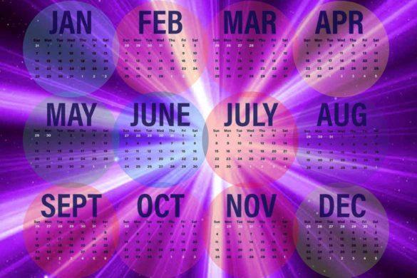 semnificatia luni de naștere 2 585x390 - Semnificația specială a lunii în care te-ai născut. Cunoaște-te!