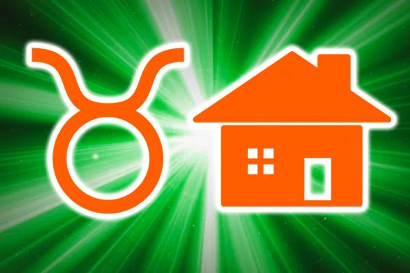 tauri case verde portocaliu 585x390 - Cum văd nativii Taur casa ideală...Vor alege mereu verde si portocaliu