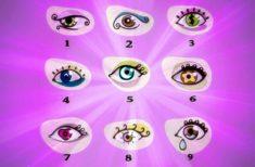 Testul ochilor! Forma ochiului ales spune totul despre personalitatea ta