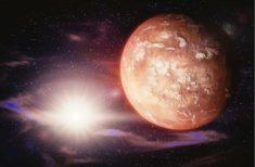 Planeta MARTE va fi astăzi foarte aproape de Pământ. Nu putem rata!