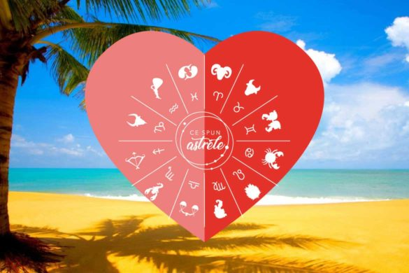 Horoscopul dragostei luna august
