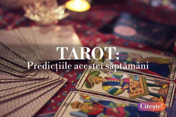 predictii saptamanale tarot berbec fecioara 1 585x390 - Predicții Tarot de Marsilia pentru săptămâna 9-15 iulie 2018