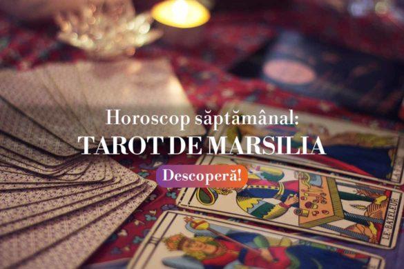 Predictii saptamanale tarot de Marsilia