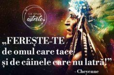 20 de citate despre viață și moarte din cultura amerindienilor