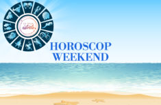 Horoscopul de weekend 10-12 august. Influențe-Eclipsa de Soare și Lună Nouă