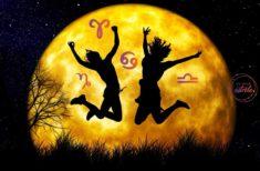 Zodii favorizate de Luna Plină în Taur din 24 Octombrie. Sunteți pregătite? Va fi ca o avalanșă!