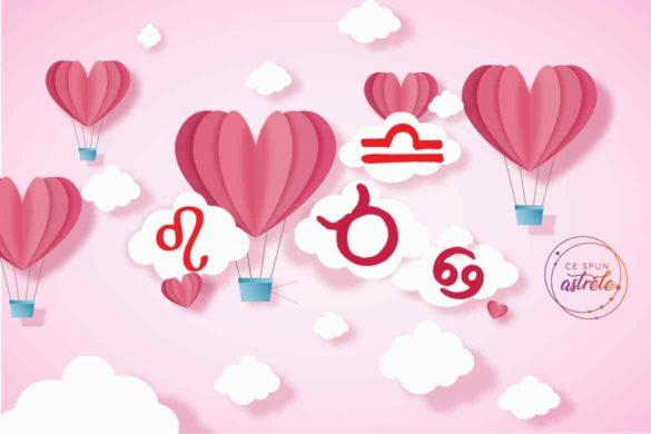 Cele mai romantice semne astrologice