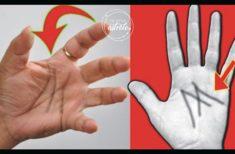 """Poți să Găsești  Litera """"M""""  în palmă? Dacă DA, poți fi o persoană cu adevărat specială!"""