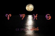 4 Zodii Afectate de Luna Plină din 25 Septembrie