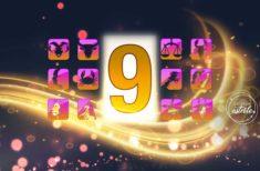 Numărul angelic 9 – semnificația apariției sale repetate