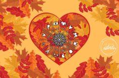 Horoscopul Iubirii pentru săptămâna 29 Octombrie- 4 Noiembrie 2018. Dorințe împlinite!