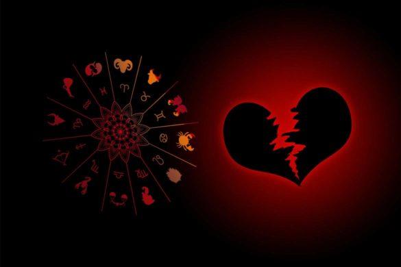 inima franta zodii balanta fecioara 585x390 - Cum îți frânge inima fiecare semn zodiacal în parte?