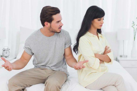 viziuni diferite partener relatie 585x390 - Ce faci atunci când viziunile voastre sunt complet diferite?