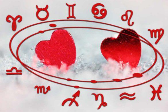 horoscop iubire dragoste decembrie zodii 585x390 - Horoscopul Dragostei 12 Decembrie 2018. O zi dedicata iubirii și vieții de cuplu