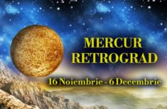 Mercur Retrograd în Noiembrie. Ce lecții vom avea de învățat acum?