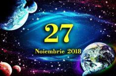 27 Noiembrie – O zi cu impact emoțional extrem de puternic!!!