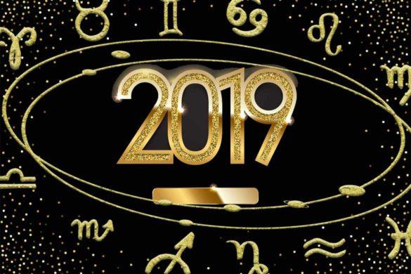 an 2019horoscop zodii previziuni 585x390 - Ce însemnătate are anul 2019 pentru fiecare semn zodiacal? Va fi un an al schimbărilor, dar benefic si constructiv