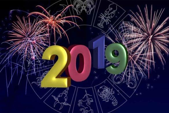 horoscop revelion 2019 585x390 - HOROSCOP REVELION 2019 - Zodiile care vor avea cea mai frumoasă noapte