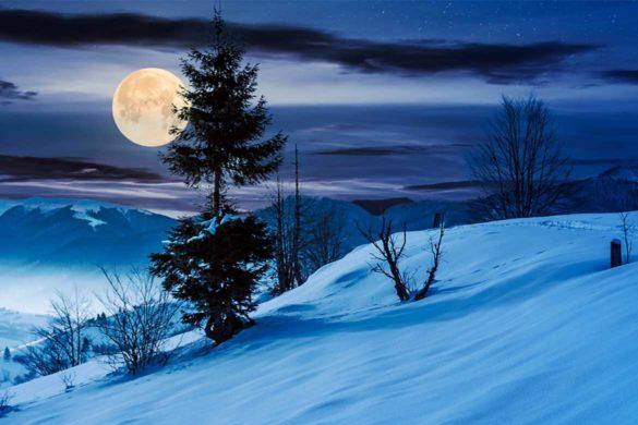 luna plina decembrie 2018 semnificatie zodii astrologie 585x390 - 22 Decembrie 2018- Lună Plină în Rac supranumită și Luna Rece