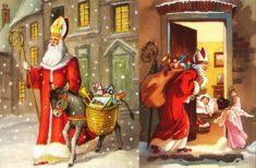 Legenda lui Moș Nicolae.Sfântul Nicolae protejează văduvele şi orfanii şi ajută fetele sărace să se mărite