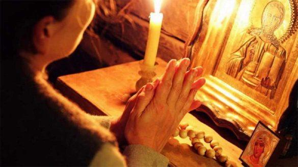 rugaciune mantuire 585x329 - Rugăciunea care a mântuit lumea. Se citește de fiecare creștin în noaptea de Ajun!