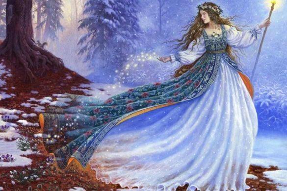solstitiu iarna minuni zi importanta 585x390 - Solstițiul de Iarnă - Ziua în care minunile se împlinesc