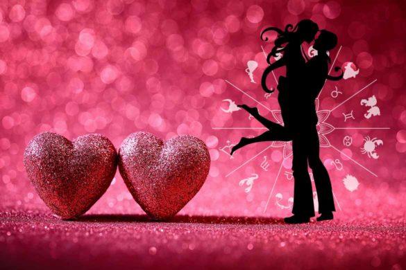 suflet pereche horoscop dragoste 2019 585x390 - 2019 - Anul în care Zodiile își întâlnesc sufletele-pereche