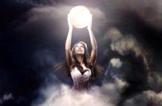 Eclipsă Totală în Luna Sângerie a Lupului – noaptea în care dorințele se împlinesc, trebuie doar să crezi