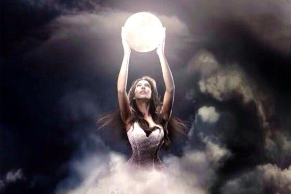 eclipsa totala luna ianuarie dorinte 585x390 - Eclipsă Totală în Luna Sângerie a Lupului - noaptea în care dorințele se împlinesc, trebuie doar să crezi
