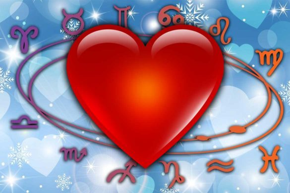 horoscop iubire dragoste zodii saptamanal 585x390 - Horoscop Dragoste saptamana 7-13 Ianuarie 2019.  Cei singuri vor avea parte de cele mai plăcute surprize