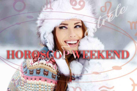 horoscop weekend ianuarie zodii 585x390 - Horoscop weekend 11-13 ianuarie 2019. Zile favorabile pentru întâlniri de viitor