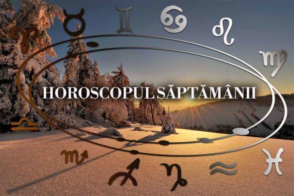 horoscopul saptamanii ianuarie februarie zodii 585x390 - Horoscopul Săptămânii 28 Ianuarie 2019- 2 Februarie 2019. O perioadă benefică în care ne vom putea materializa visele și dorințele