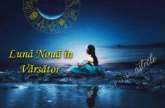 Luna nouă din 4 februarie- Astrele promit fericire, succes, optimism și vești bune