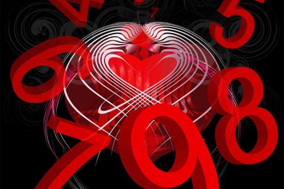 numerologie dragoste relatii numar destin 585x390 - Ce spune numerologia despre viața voastra sentimentală