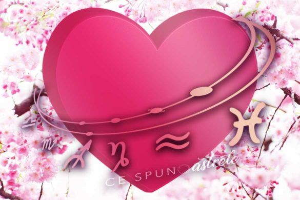 horoscop dragoste saptamana februarie martie 585x390 - Horoscop Dragoste Săptămâna 25 Februarie-3 Martie - Context astral favorabil iubirii și relațiilor asumate