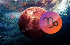 Horoscop  –  Venus în Capricorn – un cocktail de senzații și plăceri