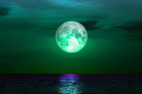 luna plina februarie astrologi zodii 585x390 - Astrologii anunță: Superluna de azi - 4 Zodii se vor bucura de liniște și claritate