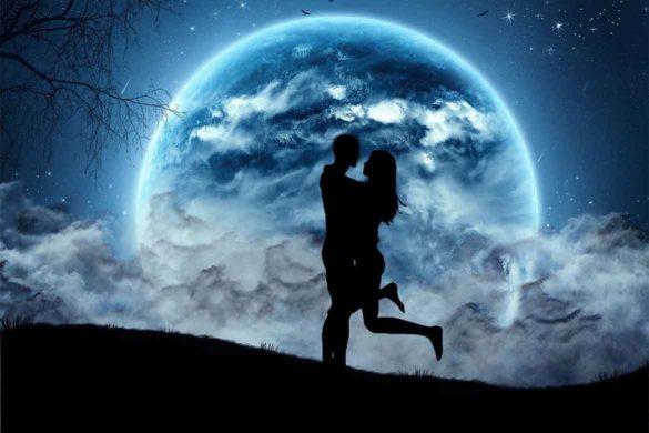 luna relatii zodie barbati dragoste 585x390 - Luna este responsabilă de atitudinea bărbaților în relațiile de dragoste