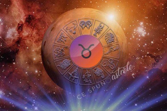 tranzit marte taur februarie zodii horoscop 585x390 - Astrologie: Marte traversează acum Zodia Taur- două energii diametral opuse- Cum sunt afectate Zodiile