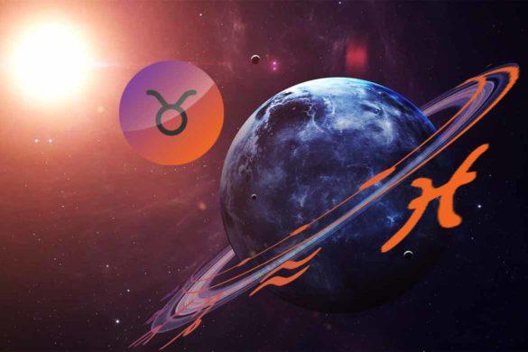 uranus zodia taur 585x390 - Uranus, planeta Marilor Schimbări tranzitează Zodia Taur până în 2026 - Cum resimt zodiile acest tranzit?