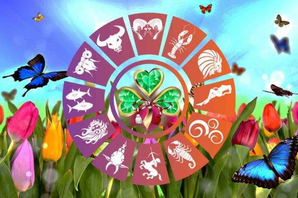 zodii primavara 585x390 - Zodii care vor avea cel mai frumos început de primăvară