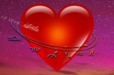 Horoscopul Iubirii – Martie 2019 – O lună a pasiunilor, a dorințelor împlinite și a împăcărilor
