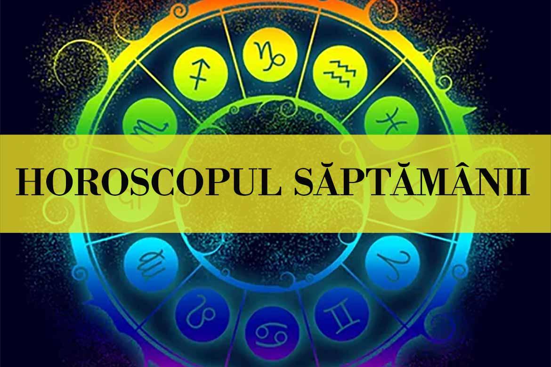 astrologie horoscop saptamanal