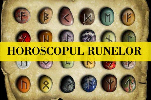 horoscopul runelor 585x390 - Horoscopul Runelor pentru Luna Martie - Vești bune și câștiguri financiare