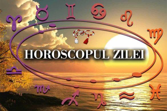 horoscopul zilei 7 MARTIE 585x390 - Horoscopul Zilei 7 Martie 2019 - O zi in care vom dori să trăim intens, emoțional, profund...