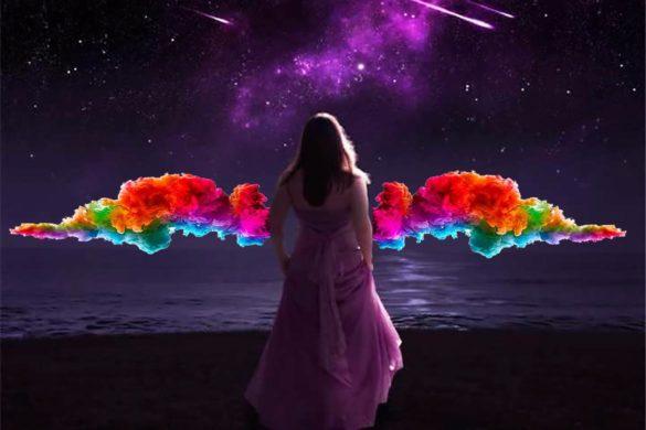 culori ingeri pazitori 585x390 - 13 culori care te vor ajuta să ai parte de protecția îngerilor tăi păzitori