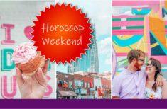 Horoscopul de Weekend 5-7 Aprilie 2019 – O atmosferă magică, optimistă și relaxantă
